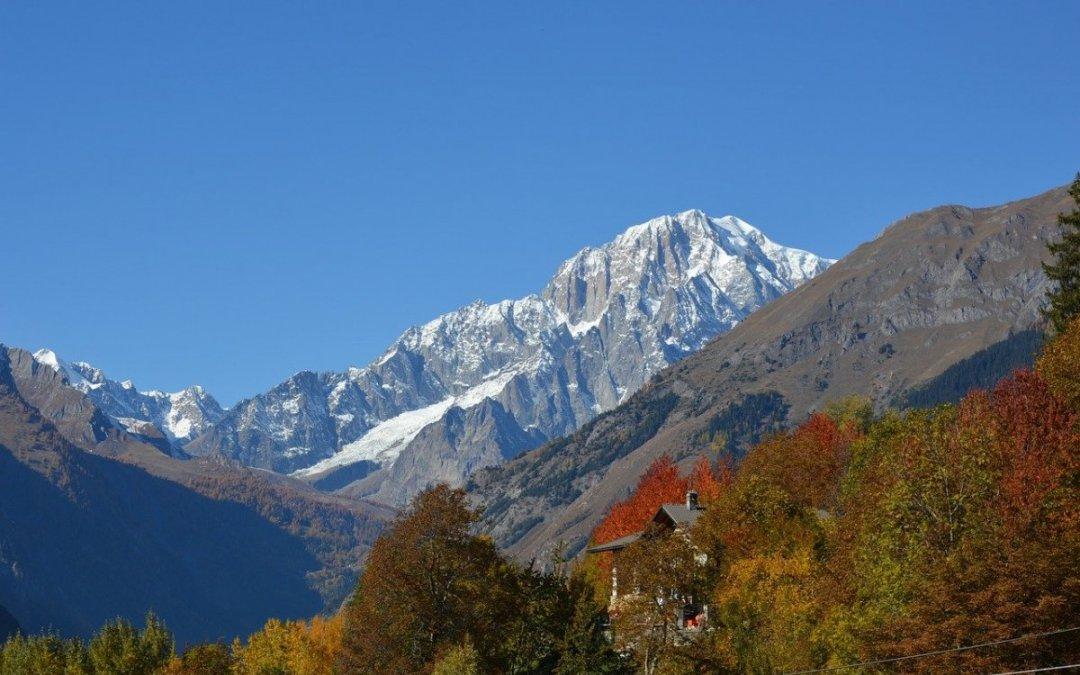 Faire le Tour Du Mont Blanc en automne : tout savoir pour le réussir