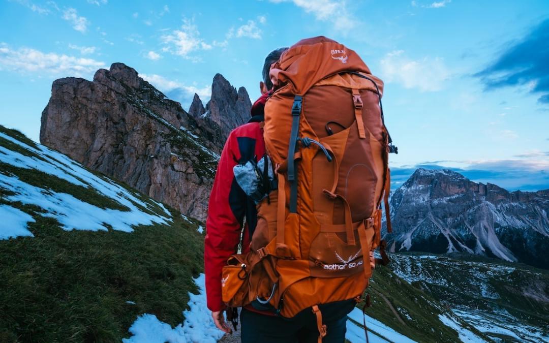 sac de randonnée - sac à dos de randonnée - choisir sac à dos de randonnée