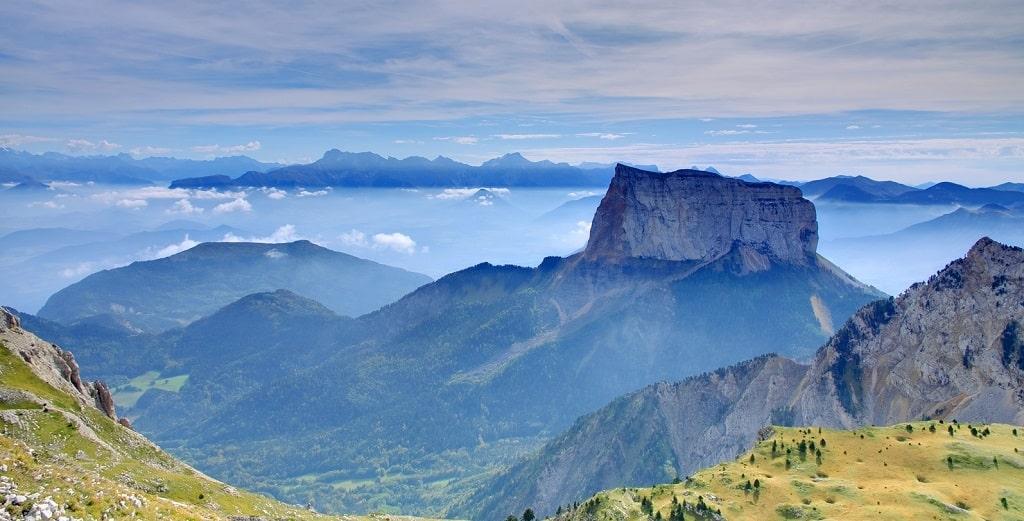 Mont Aiguille. Photo : John Maldoror