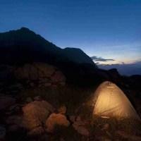 Lago d'Arpy - Notturna fotografica in uno dei luoghi più suggestivi delle Alpi