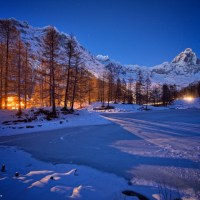 Fotografare l'ora blu: La poetica heure bleue