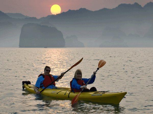 Hanoi Halong Bay Tour 4 Days / 3 Nights, Tour Hanoi Halong 4 Days