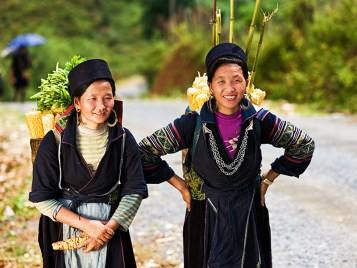 Sapa Homestay Tours by Express Bus 2 Days
