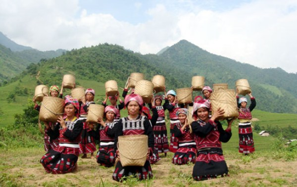 The three peculiar festivals of Xa Pho ethnic group 3