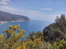 Il golfo di Riva Trigoso e Punta Baffe