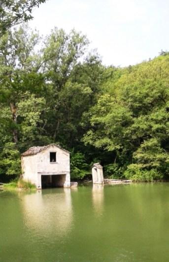 Lago in Val Pessola