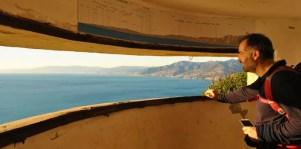 Vista sul Golfo Paradiso