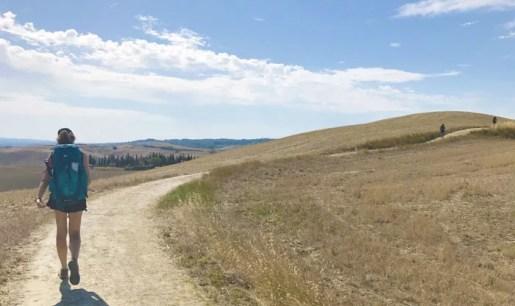 Via Francigena da San Miniato a Gambassi Terme
