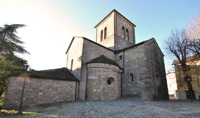 Duomo di San Moderanno a Berceto