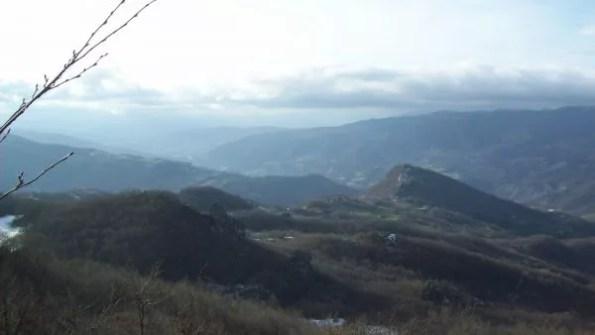 Trekking Taro Ceno