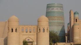 Khiva Uzbekistan