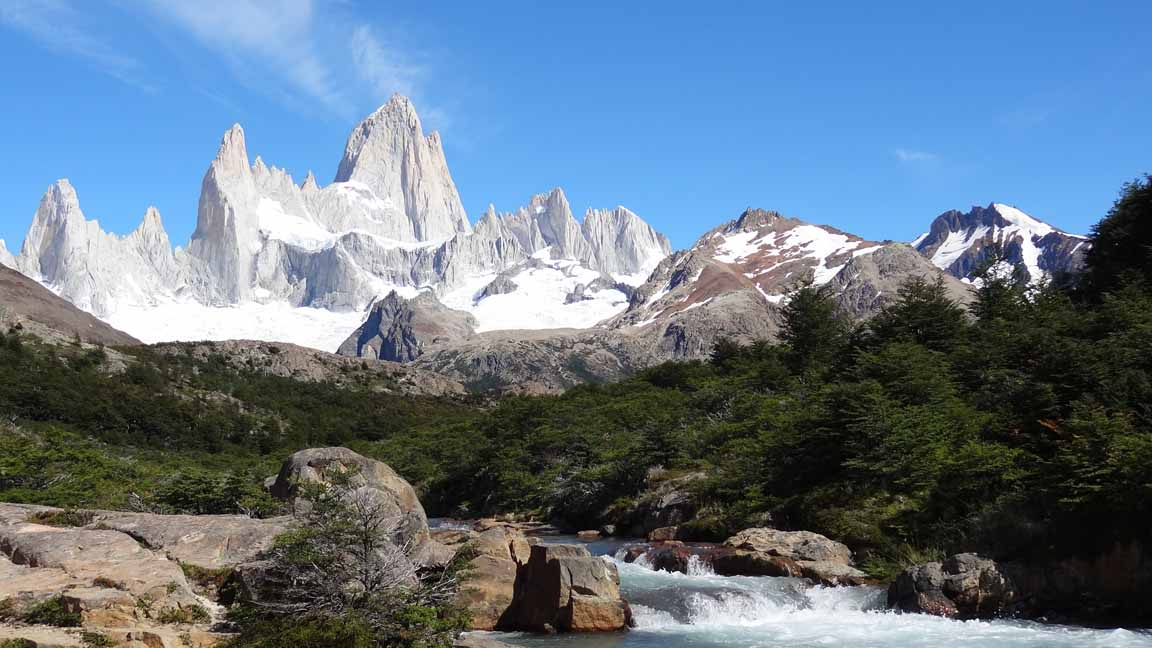 Of Mountains, Glaciers and Lakes: Hiking in Los Glaciares National Park