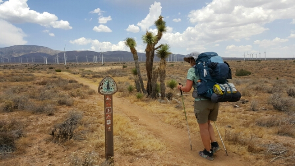 Of Snow, Mountains, and Desert: 500 Miles on the PCT