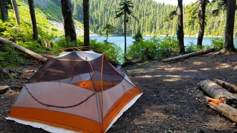 Of Mosquitoes and Mice: Hiking the Washington PCT