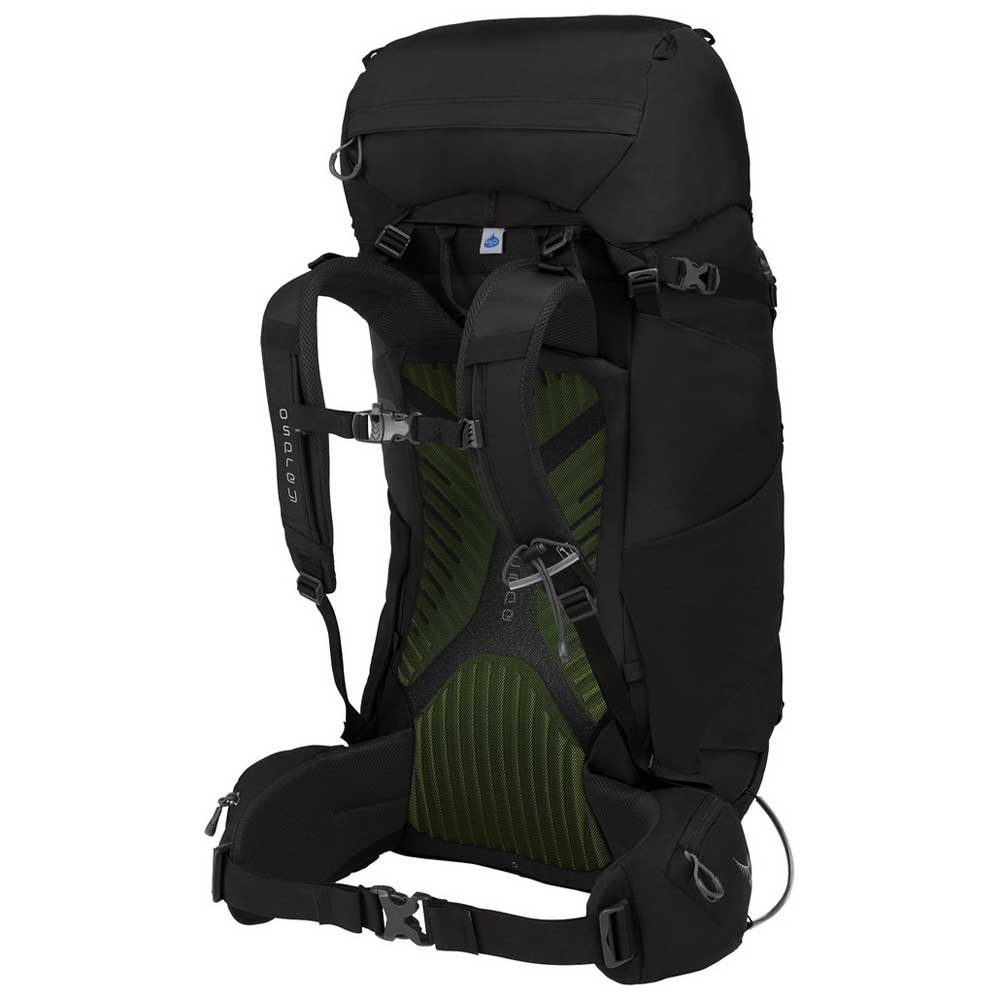 Osprey Kestrel 68L Black buy and offers on Trekkinn