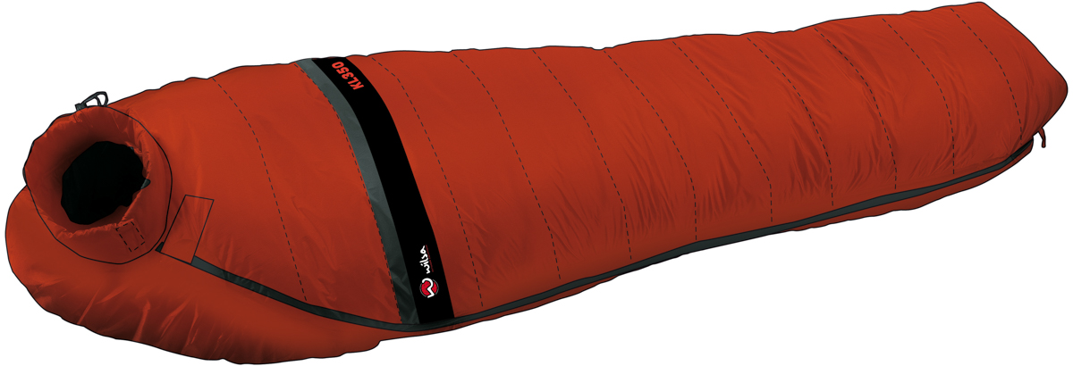 Sleeping Bag Wilsa KL 350