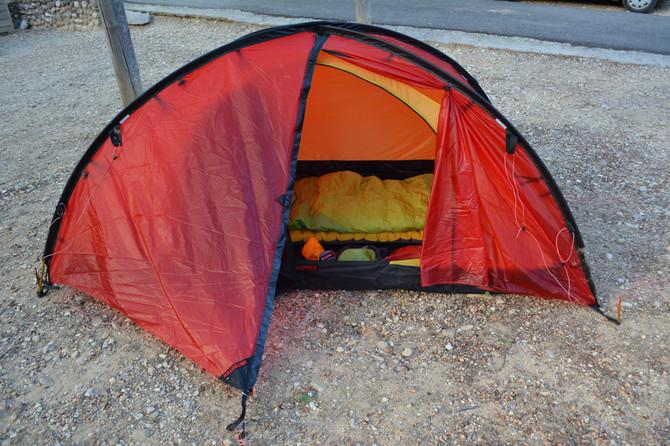 Hilleberg-Niak © Maud Devouassoux & Hilleberg Niak Tent Review - Outdoor Sleeping Equipment Buying ...
