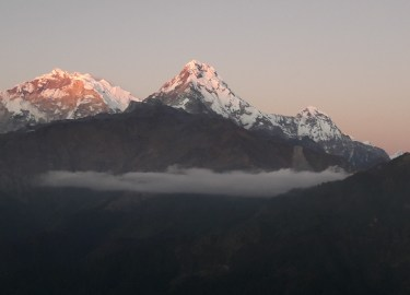 Ghorepani Poon Hill Trek 4 Days