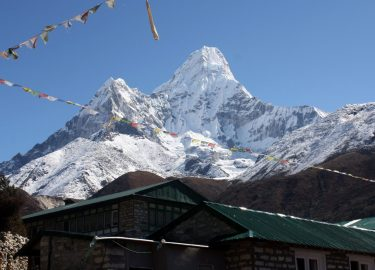 Ama Dablam Base Camp Trekking