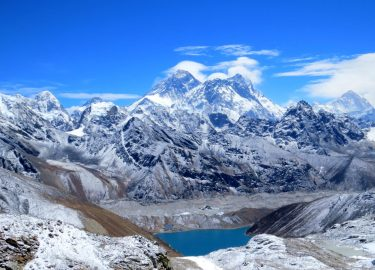 Renjo La Pass Trek Via Gokyo Lake