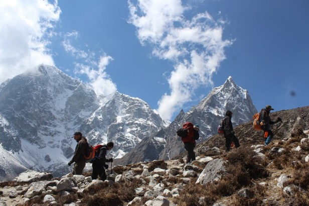 Lobuche-Everest Base Camp Trekking