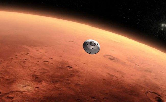Nasa S Curiosity Successfully Lands On Mars Pics