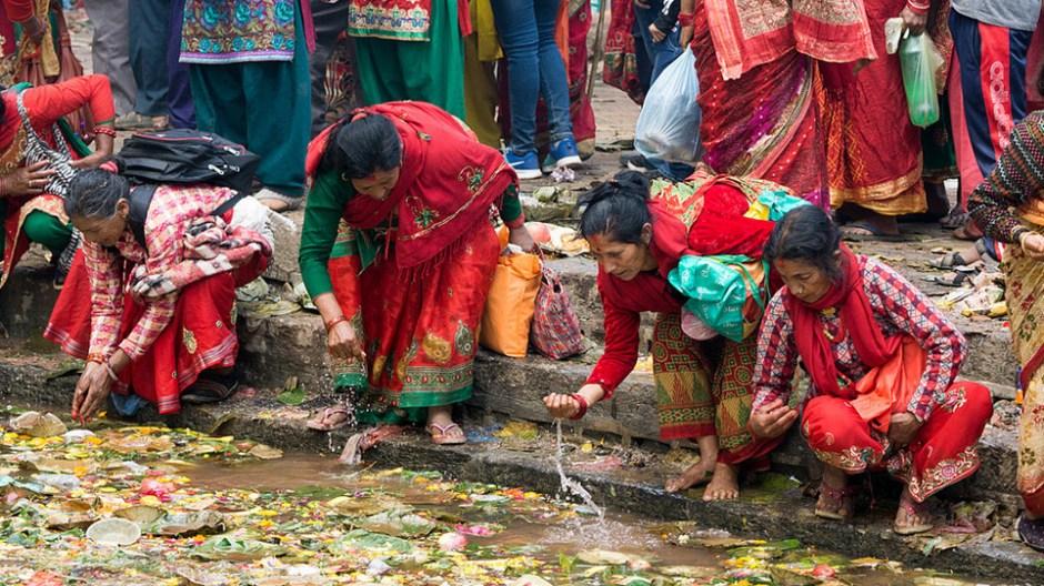 Aama Ko Mukh Herne Din in Nepal Source: Treksbooking