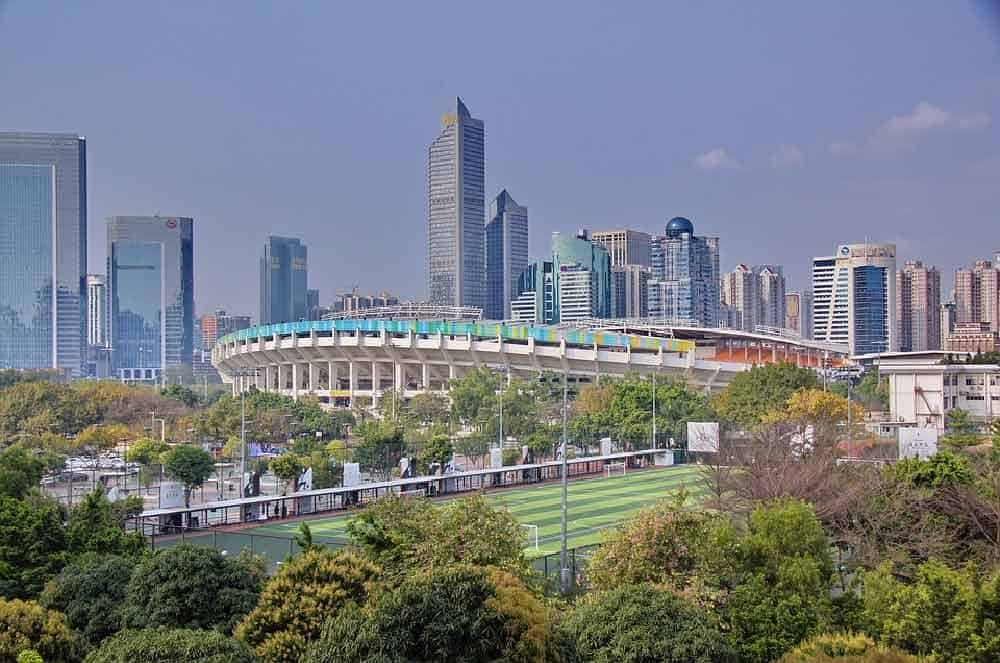 Where To Stay In Guangzhou China The Best Hotels Areas