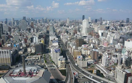 Where To Stay In Osaka The Best Hotels Areas For