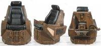 Idea for a Klingon Capatin's Chair - Custom ships ...