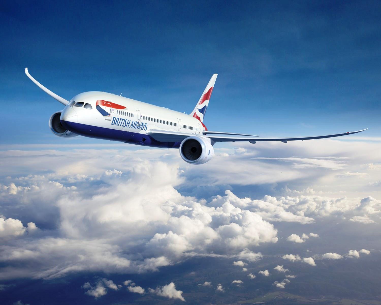 British Airways Return to New York £377.11