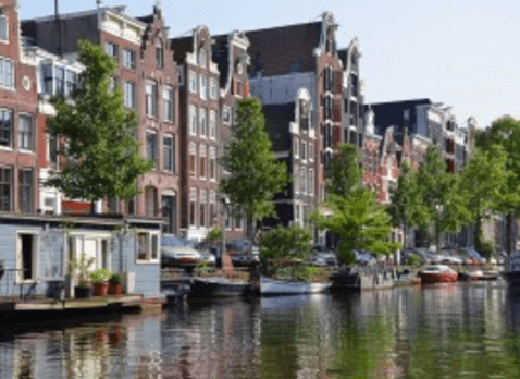cheap amsterdam city break