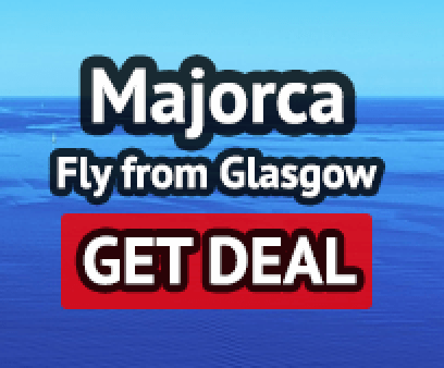Majorca all inclusive holiday from Glasgow
