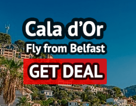 Cala d'Or holiday from Belfast