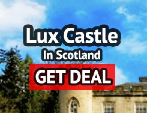 Luxury Scottish Castle getaway