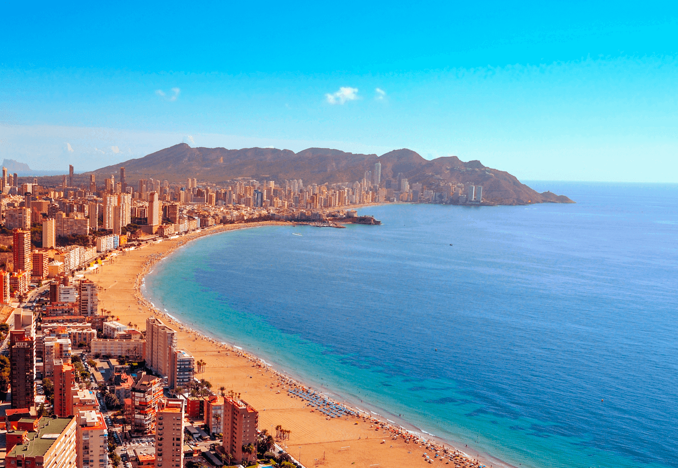 Benidorm holiday from Glasgow