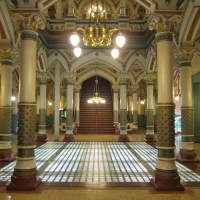 Richmond City Hall Inside