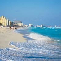 Cancun Beach View