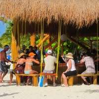 Isla Beach Bar