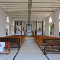 Coba Church