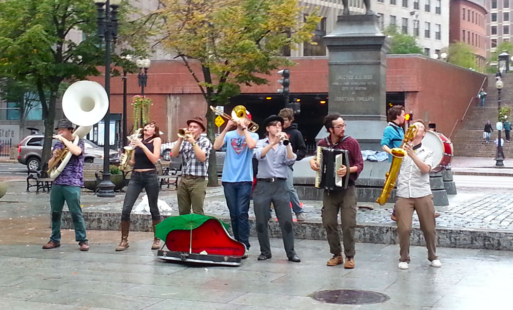 Boston Street Band