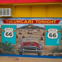 Tucumcari Tonight Sign