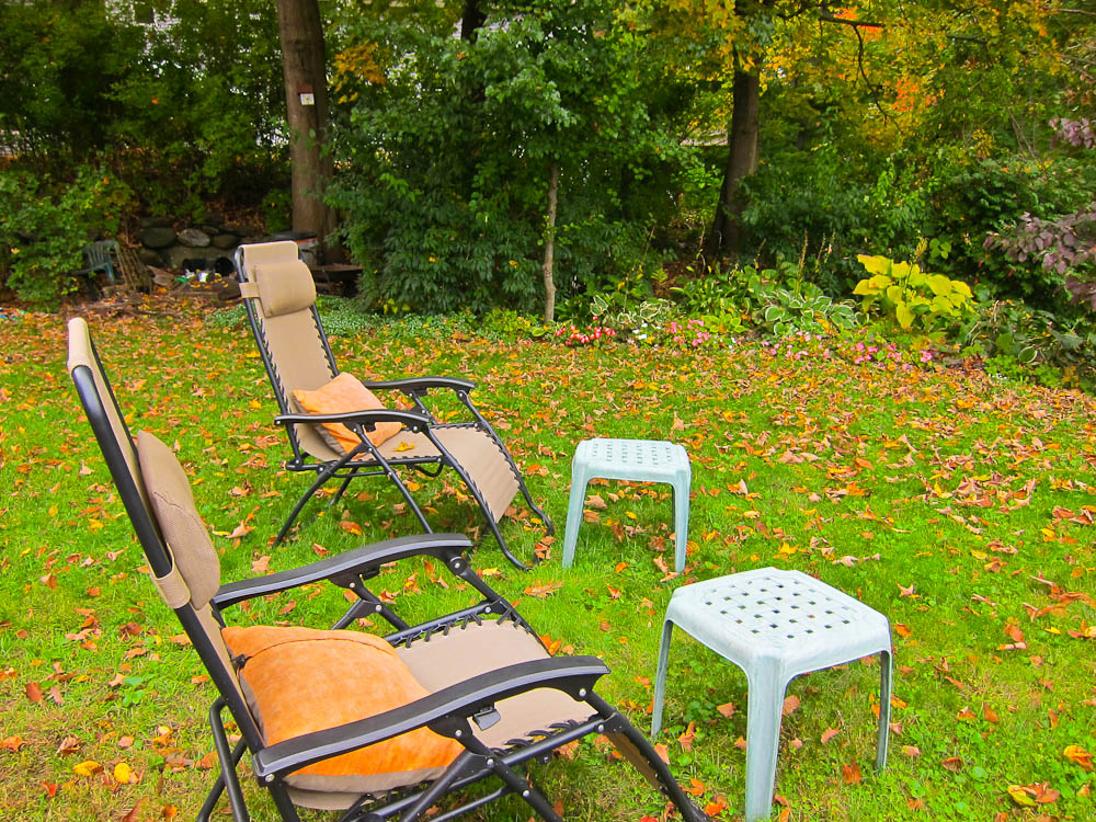 Back Yard Chairs