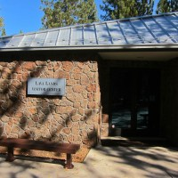 The Lavalands Visitor Center