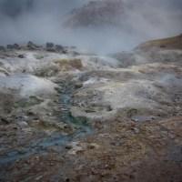 Bumpass Hell Stream