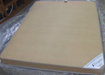 Mattress 60 X 74 Evergreen 2 Sided Smooth S Poly