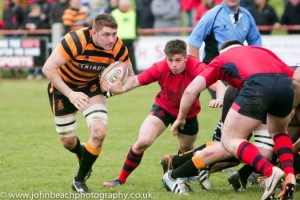 Cornwall v North Mids 2014