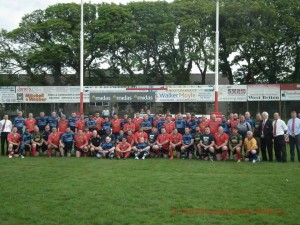 James Walters Memorial Match
