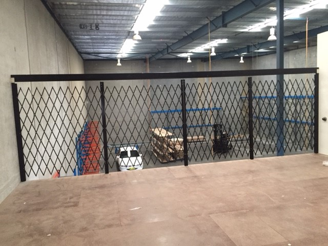 Installation of Retractable Barriers at CSL Behring Melbourne