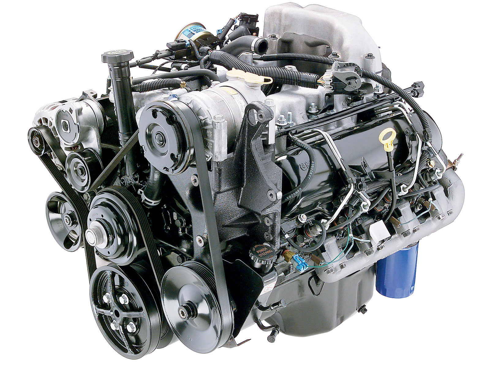 hight resolution of general motors 6 5 late model mid mounted turbo with manual fuel pump 1005dp 01 diesel power